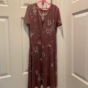 Junior dress size small